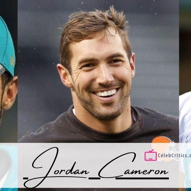Jordan Cameron Biography